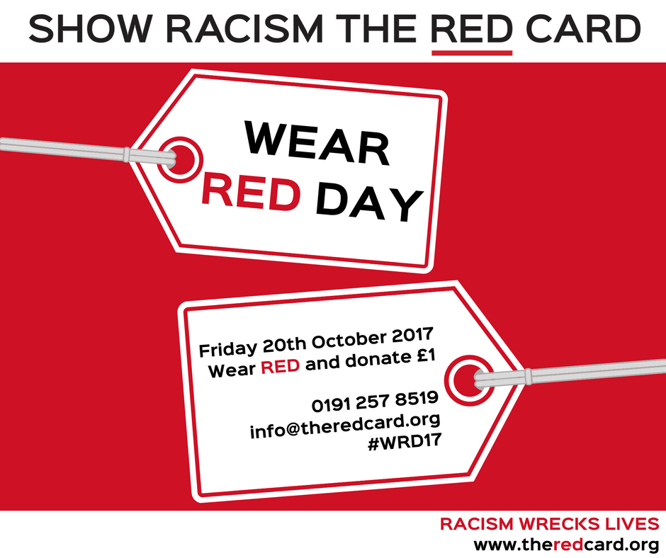 Wear Red Day 2017